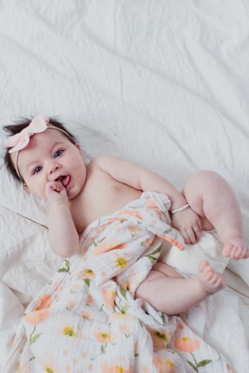 Clementine_Kids_Blush_Bloom_Swaddle_Blanket