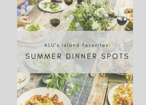 ALU's island favorites_